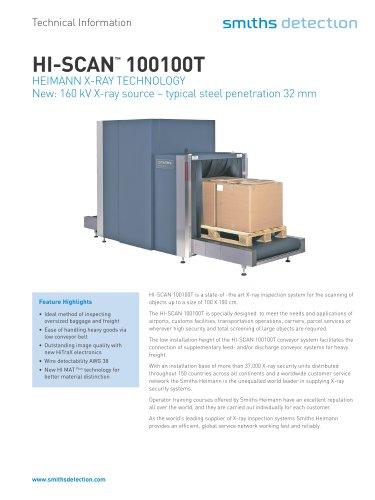 HI-SCAN 100100T