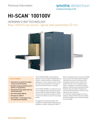 HI-SCAN 100100V