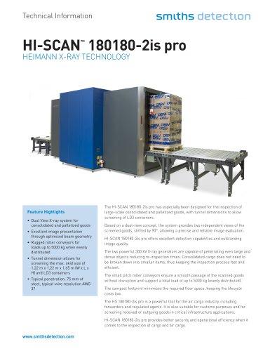 HI-SCAN 145180 pro