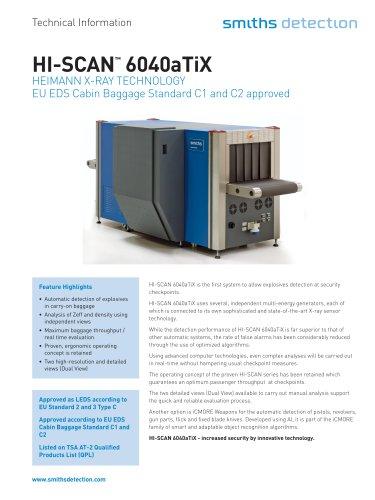 HI-SCAN 6040aTiX