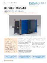 HI-SCAN 7555 aTIX