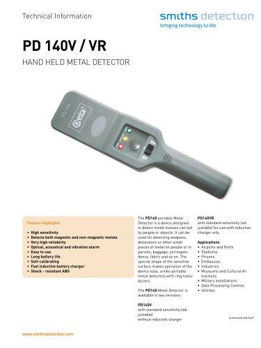 PD140 V / VR