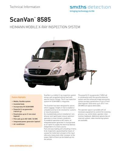 ScanVan 8585