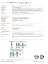 SIM (Scan and Image Management) System - 2