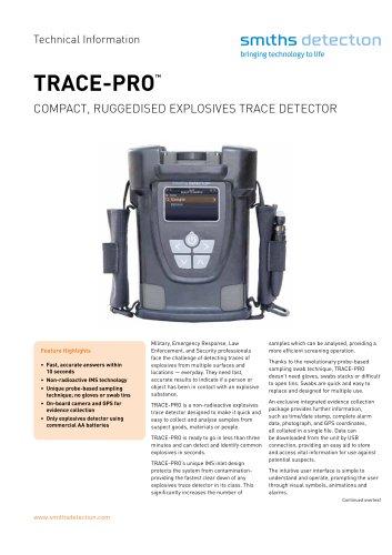 TRACE-PRO