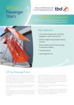 TPS 34 Passenger Stairs - 1