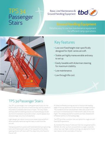 TPS 34 Passenger Stairs