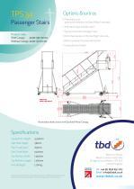 TPS 34 Passenger Stairs - 2