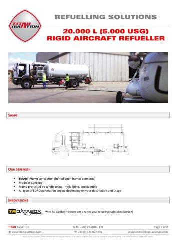 20000 L aircraft refuellers