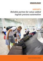 Airports brochure