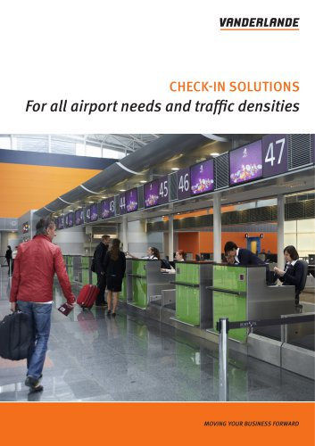 CHECK-IN SOLUTIONS