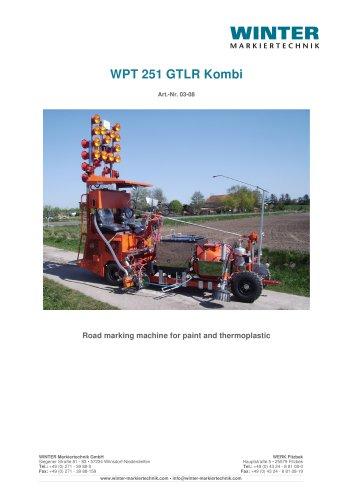 WPT 251 GTLR Kombi