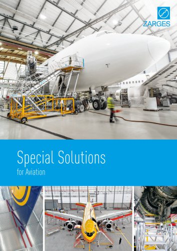 Special Solutions for Aviation