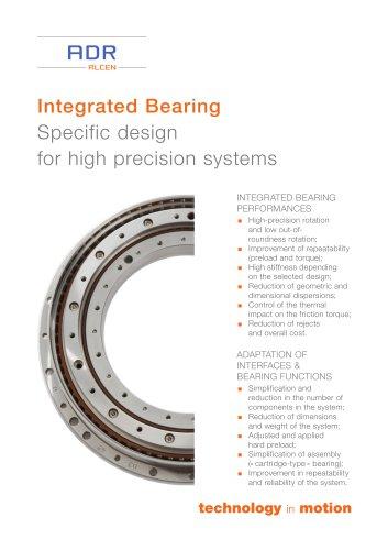 Integrated Bearing