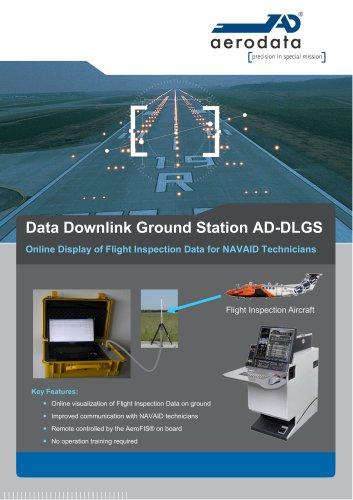 Data Downlink Ground Station AD-DLGS