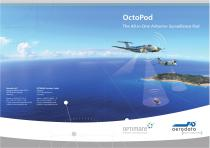 OctoPod The All-in-One Airborne Surveillance Pod