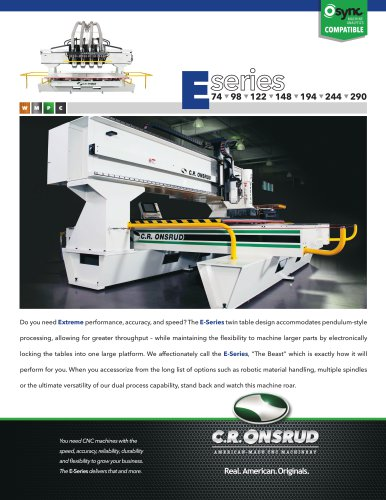 5 AXIS EXTREME SERIES
