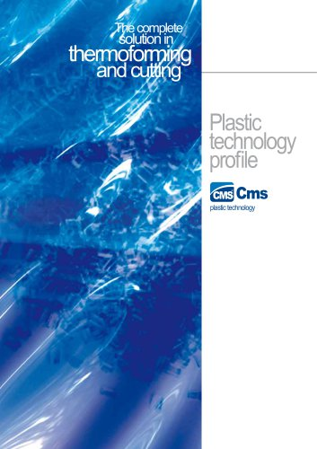 Plastic technology profile