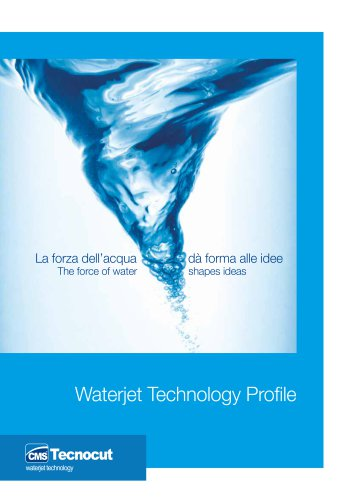 Waterjet Technology Profile