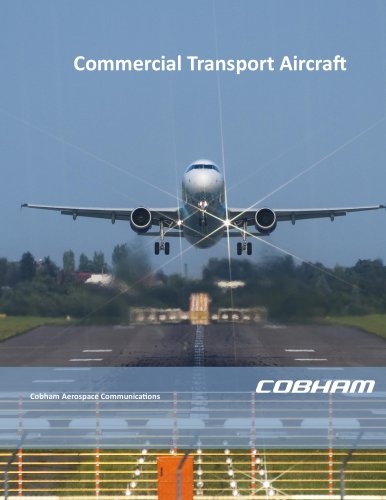Commercial Transport Aircraft