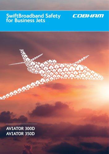 SwiftBroadband Safety for Business Jets