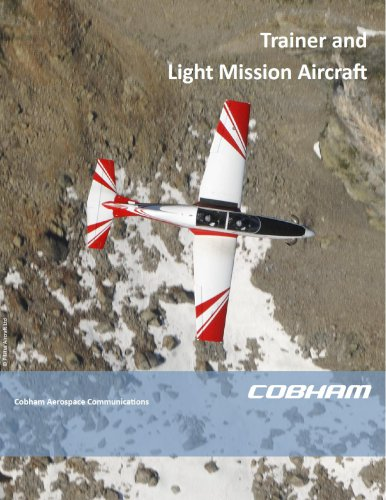 Trainer & Light Mission Aircraft