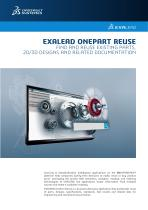 EXALEAD ONEPART REUSE