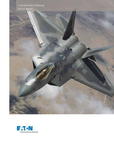 Lockheed Martin/Boeing F/A-22 Raptor