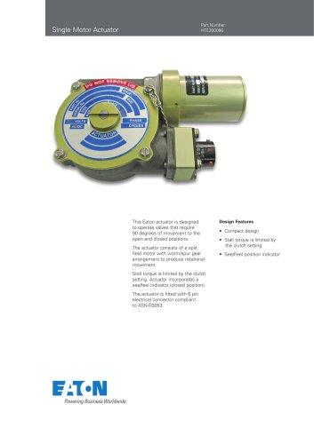 Single Motor Actuator HTE200066