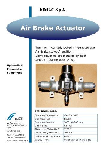 Air Brake Actuator