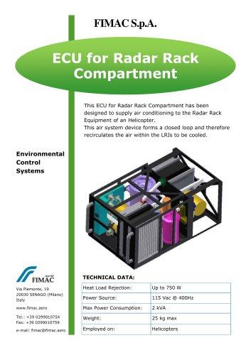 ECU for Radar Rack Compartment