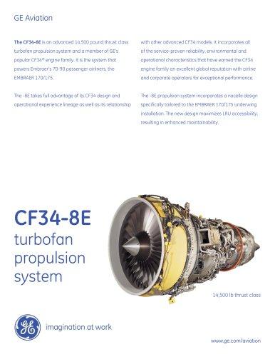 Datasheet CF-8E