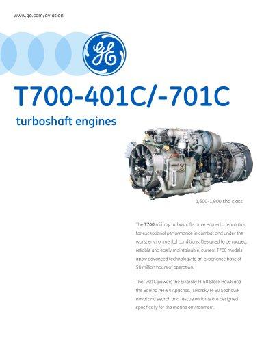 T700-401C/-701C