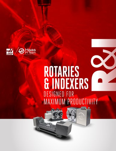 ROTARIES & INDEXERS