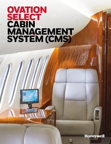 Honeywell Ovation Select cabin management system Overview