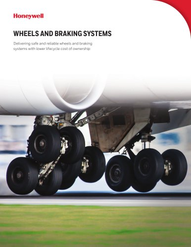 WHEELS AND BRAKING SYSTEMS