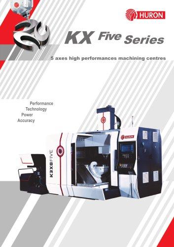 KX Five Series - English - 2019 12