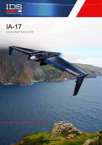 IA-17 Close-range Tactical UAS