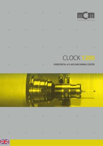 Clock 1200