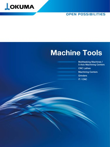 MACHINE TOOLS CATALOGUE