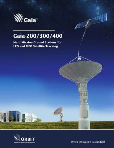 Gaia 200-300-400