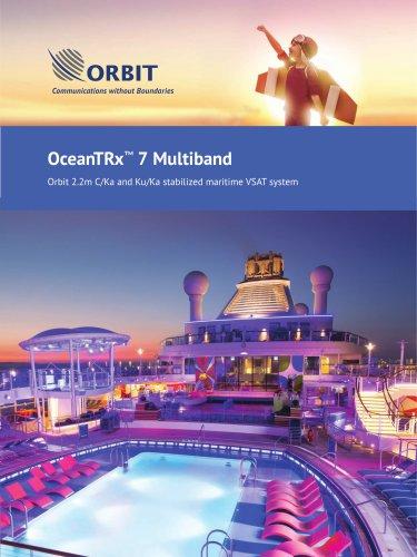 OceanTRx™ 7 Multiband