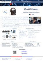 iCan WiFi Headset