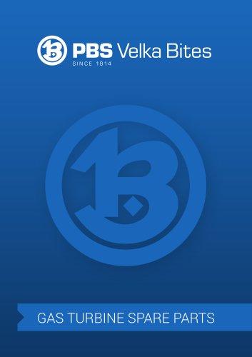 PBS_Turbine blades catalogue