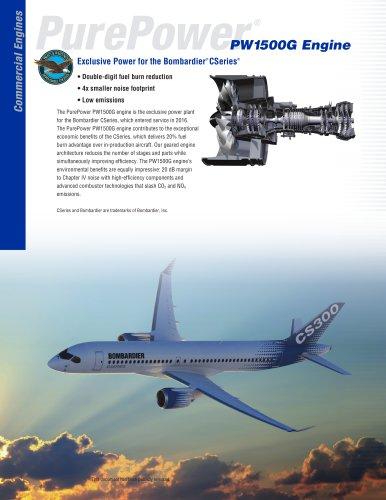PurePower PW1500G Engine