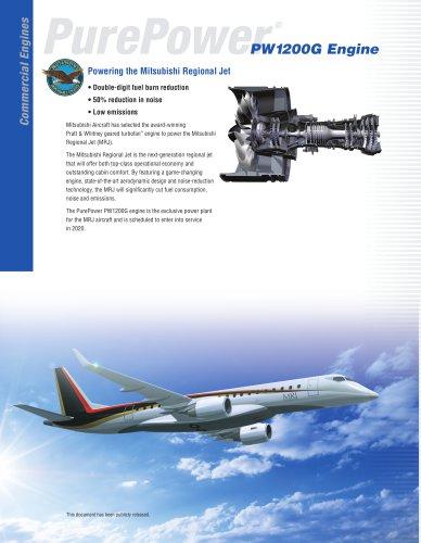 PW1200G Engine