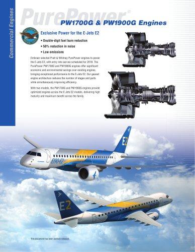 PW1700G & PW1900G Engine