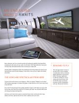 Airshow® ASXi high-definition interactive moving maps - 2