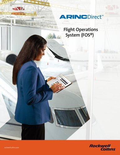 Flight Operations System (FOS®)