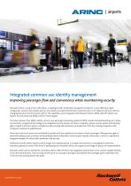 Integrated common use identity management
